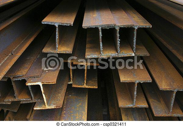 Metal Beams - csp0321411