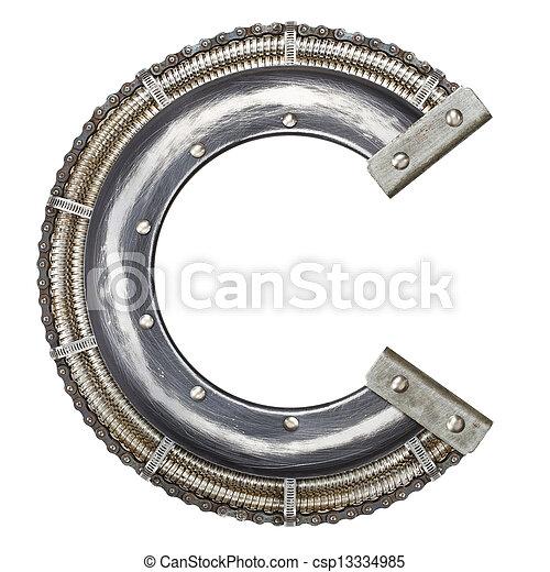 metal, carta - csp13334985