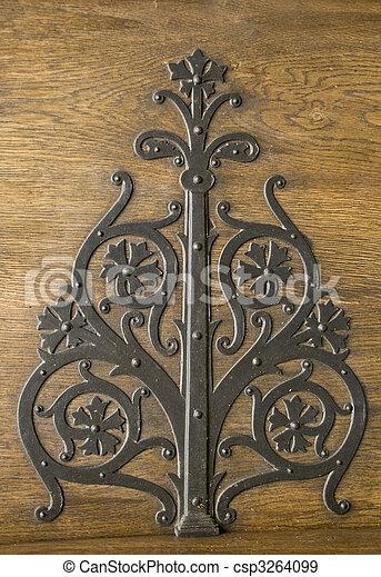 Metal decoration - csp3264099