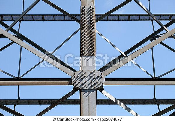 Metal framework - csp22074077
