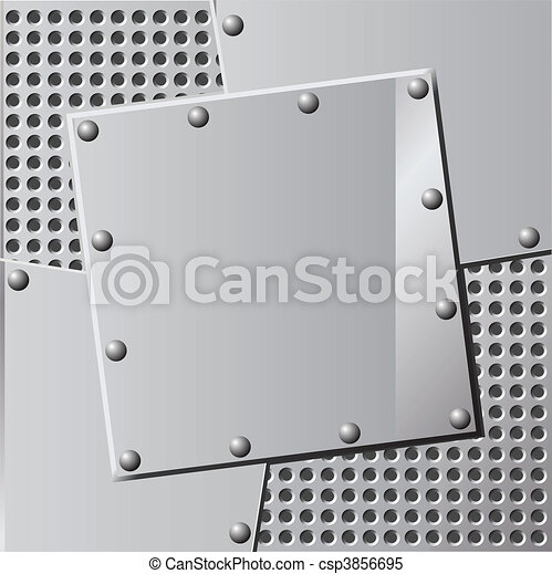 metal, fundo - csp3856695