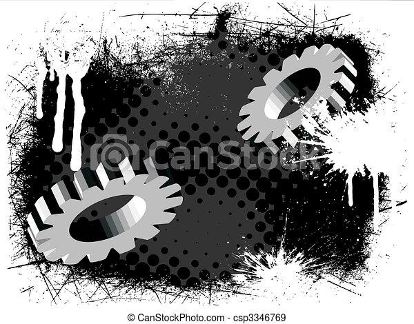 metal gears - csp3346769