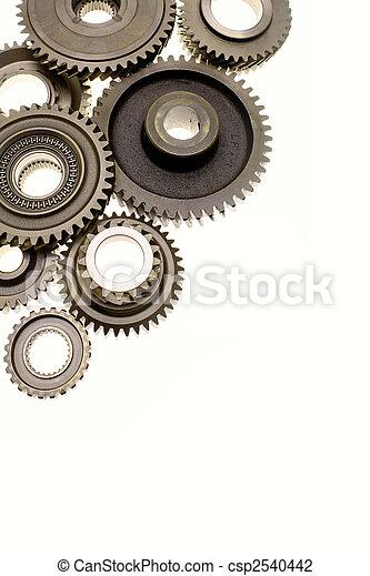 Metal gears - csp2540442