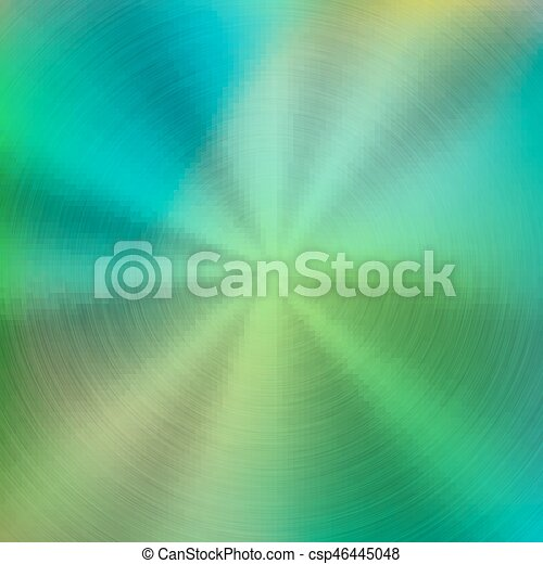 Metal Gradient Technology Background