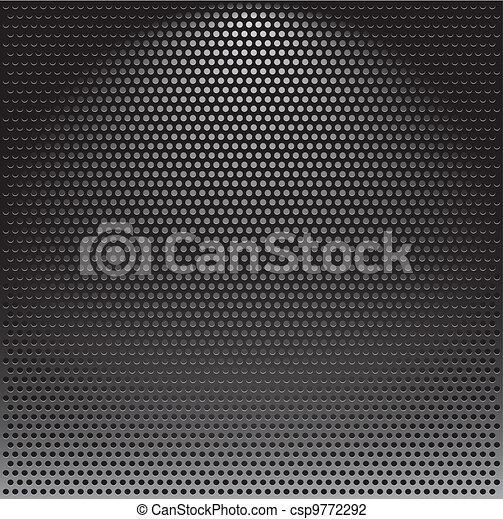 Metal Grille - csp9772292