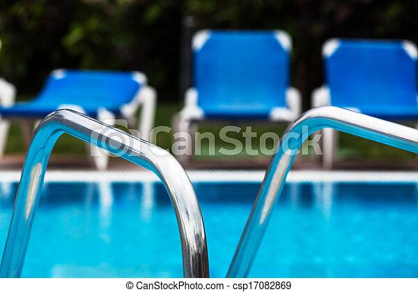 metal railings - csp17082869