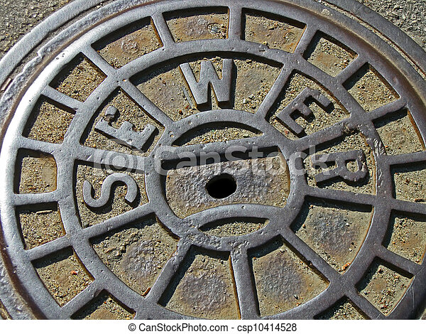 metal sewer manhole, industry details - csp10414528