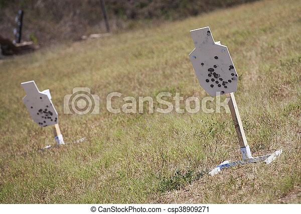 Metal targets - csp38909271