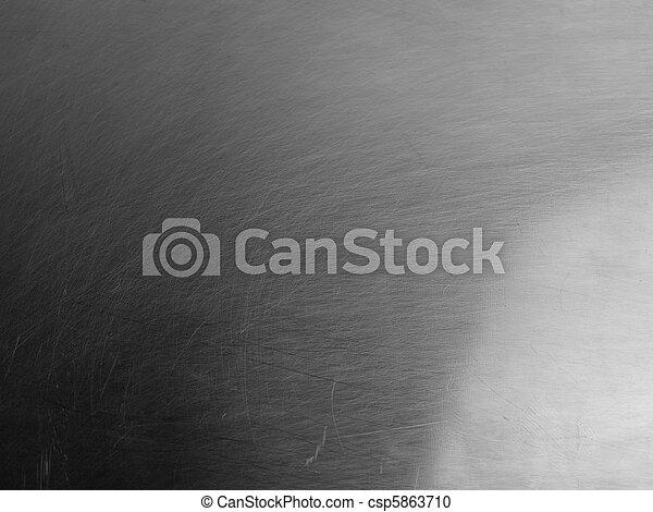 metal, textura - csp5863710