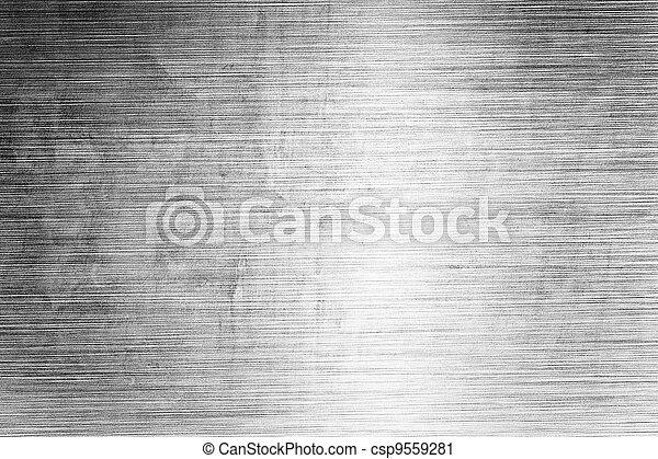 metal, textura, fundo - csp9559281