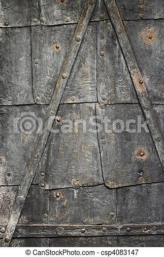 Metal texture - csp4083147