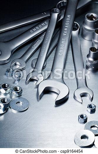metal værktøj - csp9164454