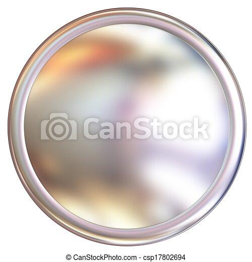 Metall button - csp17802694