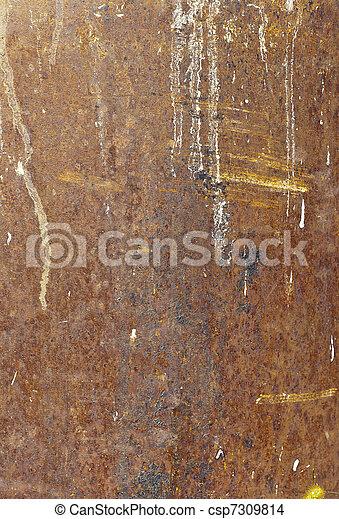 Trasfondo industrial metall - csp7309814