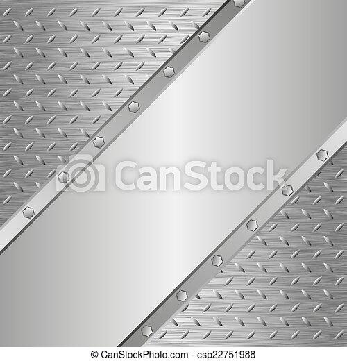 metallic background - csp22751988