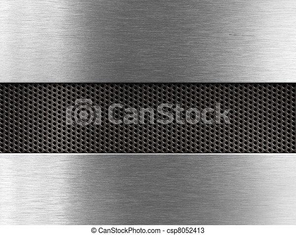 metallo, fondo - csp8052413