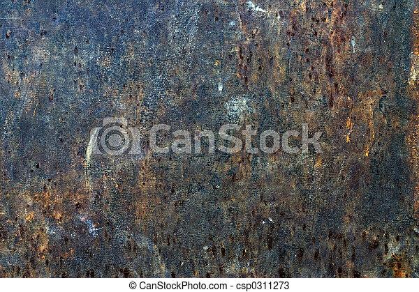 metallo, struttura - csp0311273