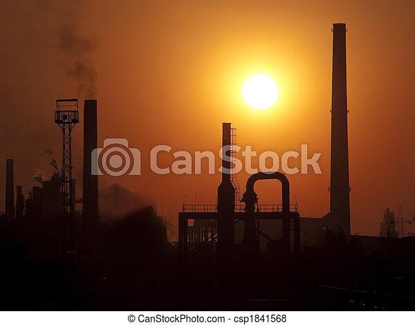 Metallurgical plant - csp1841568