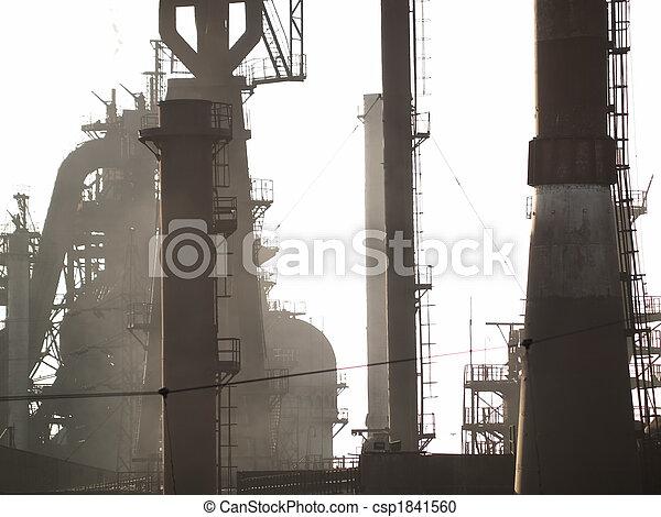 Metallurgical plant - csp1841560