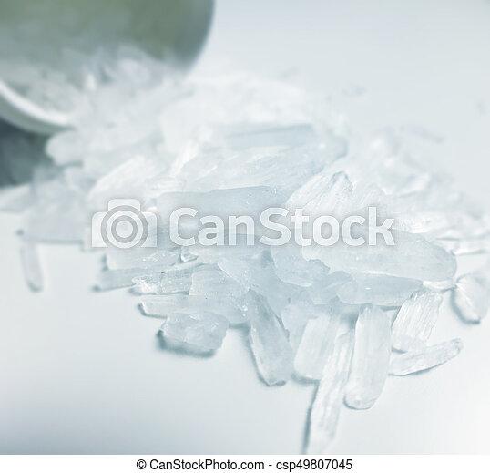 Methamphetamine - csp49807045