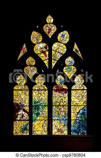 Metz cathedral - csp9780804