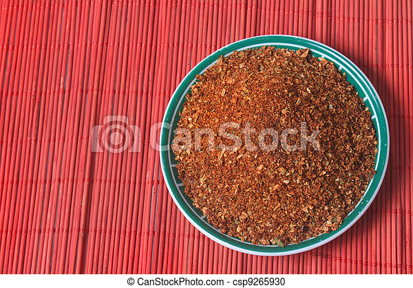 Mexican blend of spices - csp9265930