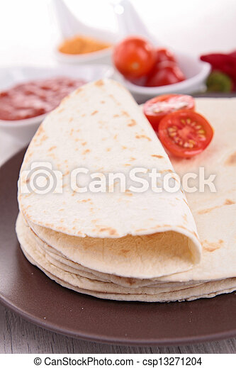 mexican bread - csp13271204