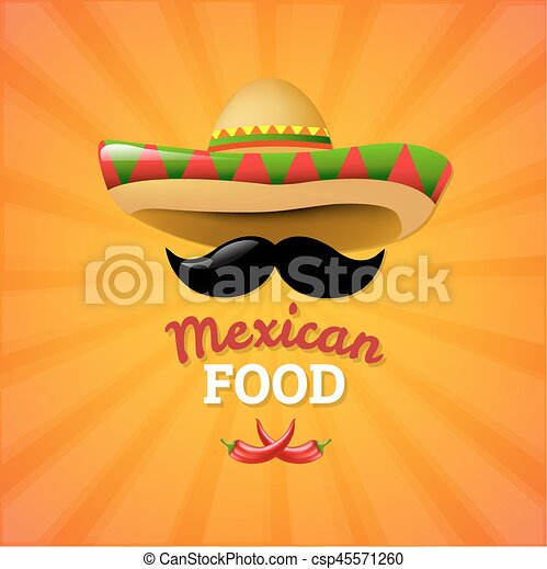 Mexican Food - csp45571260
