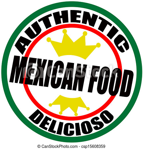 stamp with text mexican food inside vector illustration clipart rh canstockphoto com free mexican food clipart images mexican food clip art borders