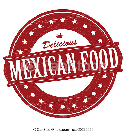 Mexican food - csp20252050