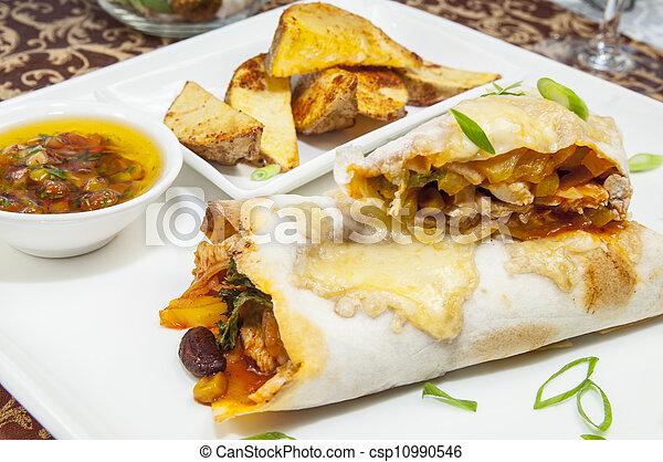 Mexican food - csp10990546