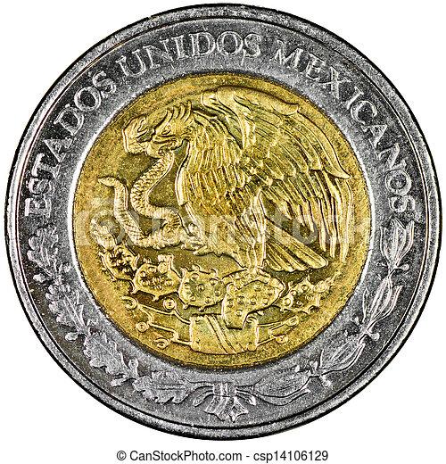 Mexican Peso - csp14106129