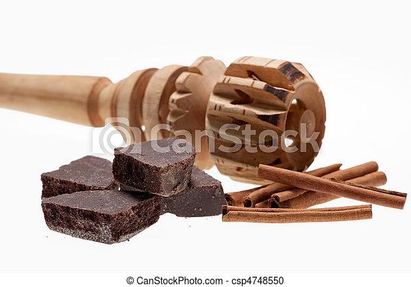 mexicano, chocolate - csp4748550