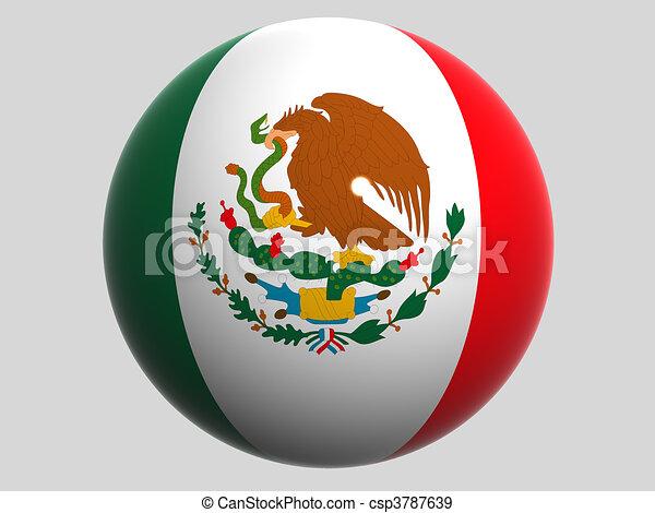 Mexico - csp3787639
