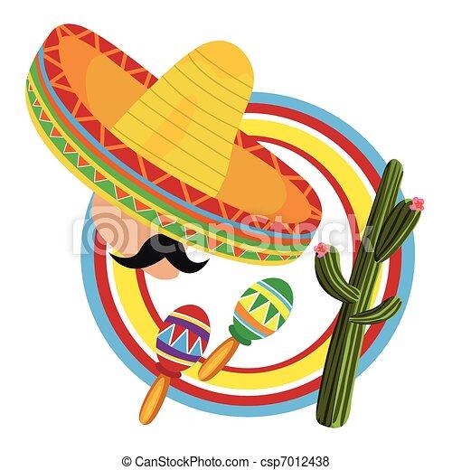 Mexico - csp7012438