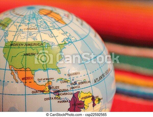 mexico fiesta background - csp22592565