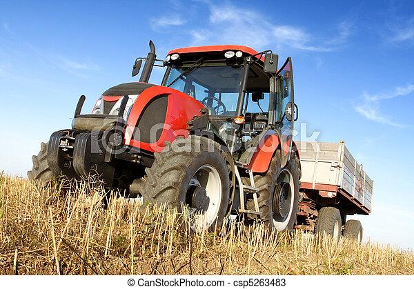 mezőgazdaság - csp5263483
