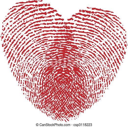 miłość, dwa - csp3118223