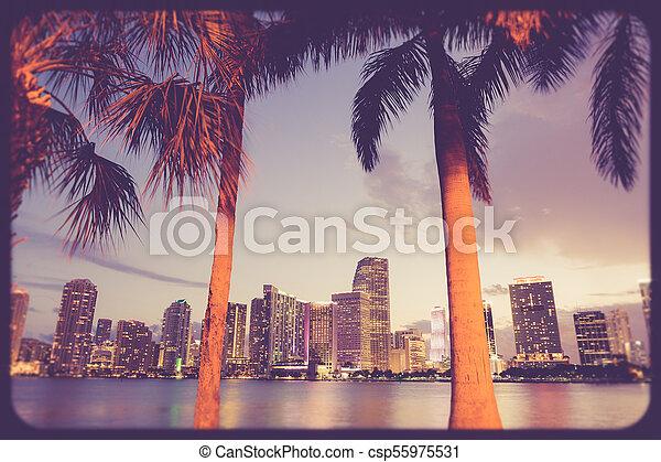 Miami - csp55975531
