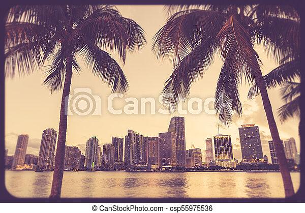 Miami - csp55975536