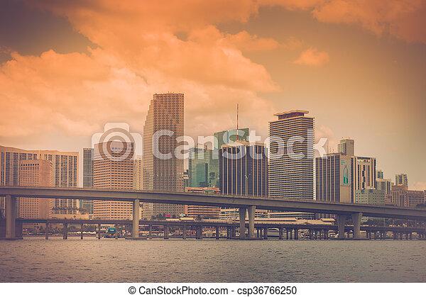 Miami - csp36766250