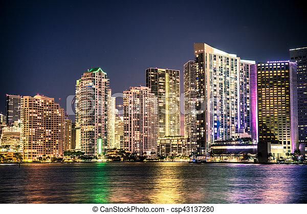 Miami - csp43137280