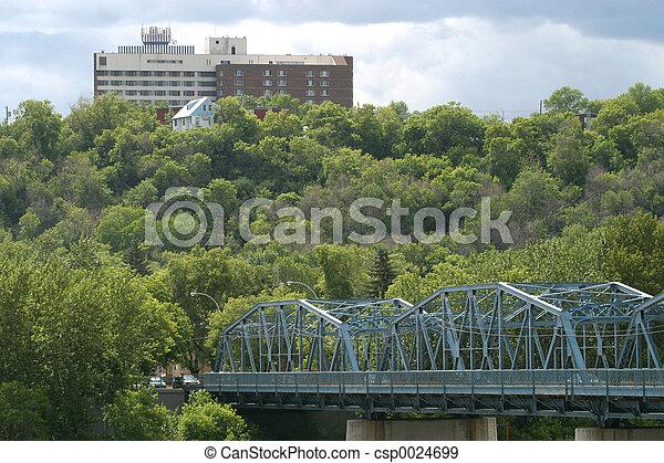 miasto, most - csp0024699