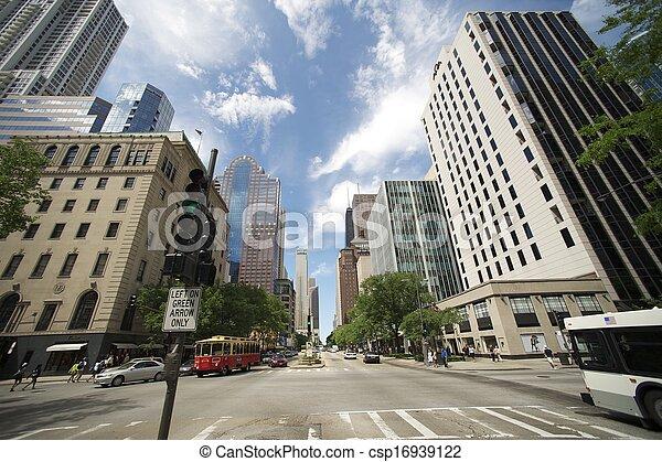 Michigan Avenue - csp16939122