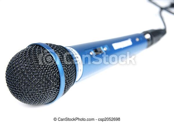 Micrófono - csp2052698