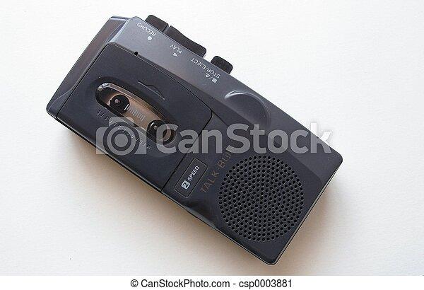 Micro cassette - csp0003881