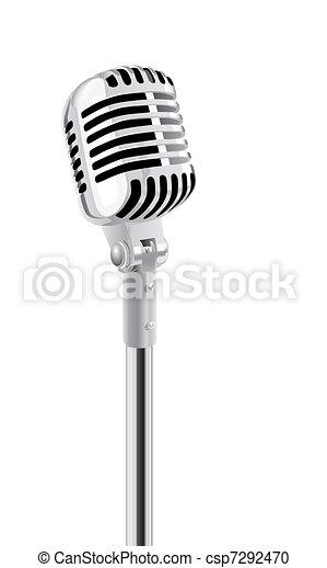 Microphone - csp7292470