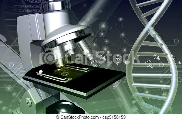 Microscope - csp5158153
