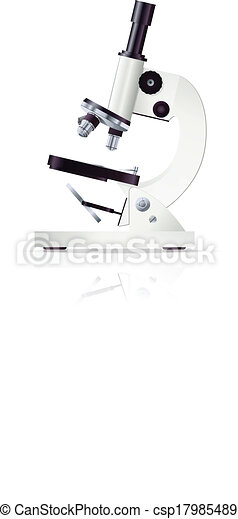 Microscope - csp17985489