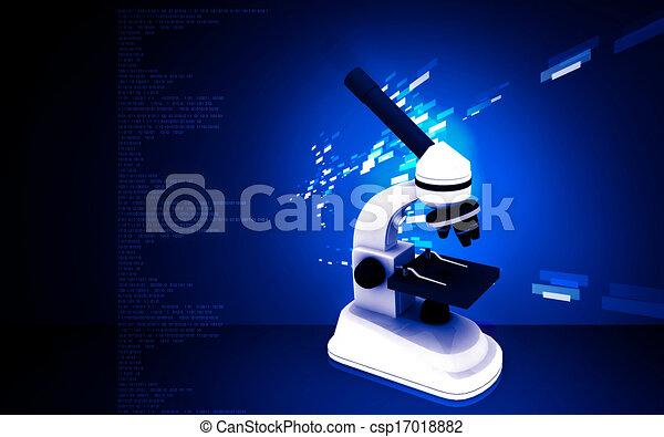 microscope - csp17018882